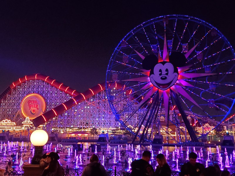 WATCH: Charming 'World of Color – Season of Light' makes splashy return for 2019 #DisneyHolidays