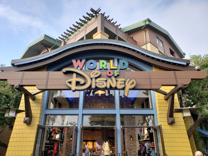 PICTORIAL: A Closer Look at Downtown Disney's new WORLD OF DISNEY