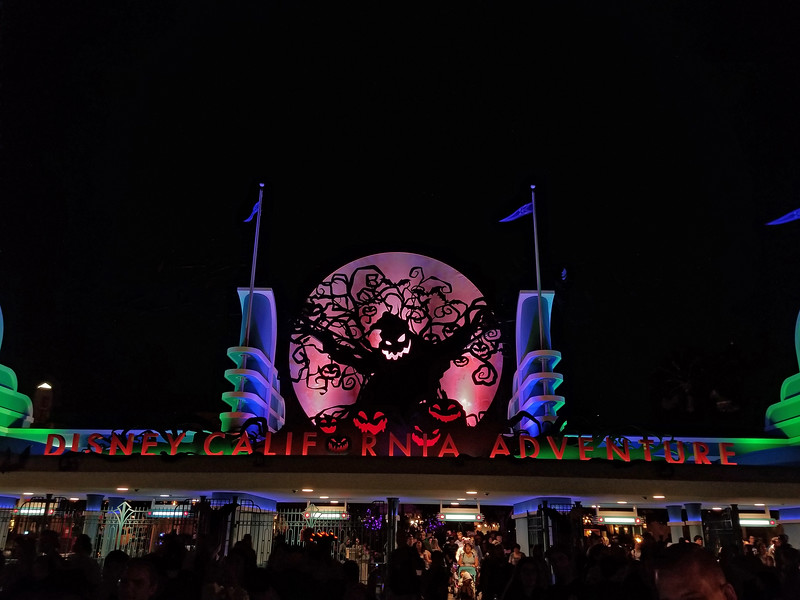 PICTORIAL: New #HalloweenTime thrills debut at Disney California Adventure