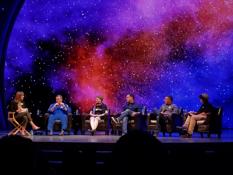 DPB Event: #GalacticMeetup brought NASA and Imagineering gurus for a fun after-hours party