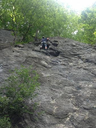 Rumney Beginner Trip 7/5/14