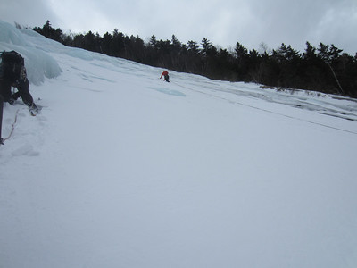 Winter Mountaineering 12W
