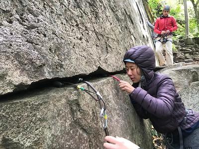 Trad Climbing PE