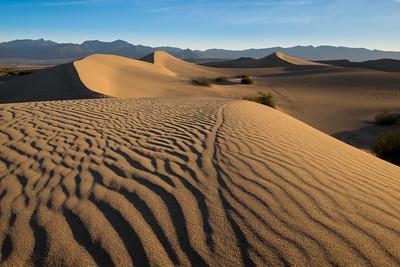 mesquite dunes ripples