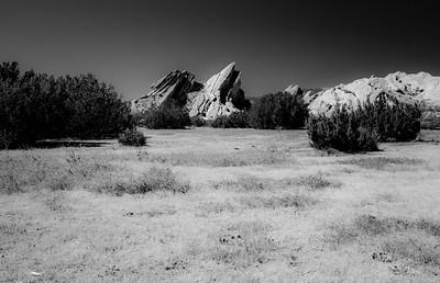 Vasquez Rocks - Whale Emerging