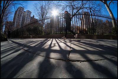 A Sunday Morning Jog Around Gramercy Park NYC