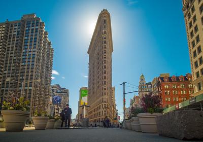 NYC Flatiron Building