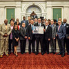 Philadelphia City Council resolution ceremony recognizing and honoring American Bible Society on the occasion of it's 200th anniversary.