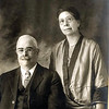 Dr. John Percy Wragg (1855-1936), pictured here with his wife, was named the head of the new Agency Among Colored People of the South in 1901.