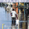 American Bible Society's support work following Hurricane Katrina was reported in Record.
