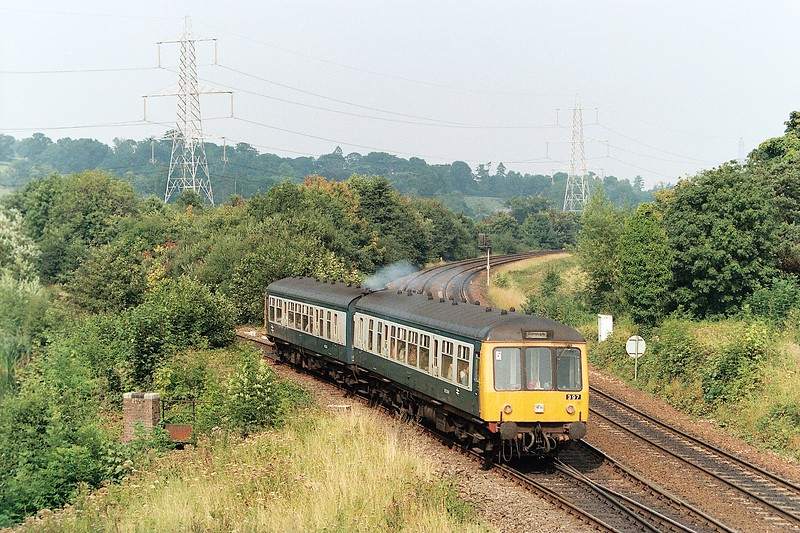 53941 Cowley Bridge Jct 28/08/91