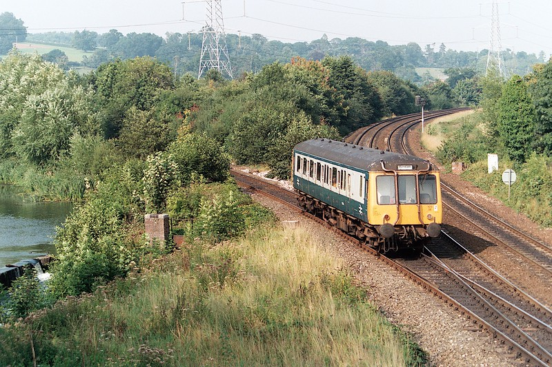 55005 Cowley Bridge Jct 28/08/91