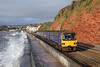 143621 and 143620, Dawlish 20/4/2016<br /> 2T06 0712 Exmouth-Paignton