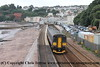 Class 143 and Class 153 at Dawlish