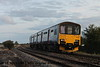 Class 150/1 2 Car Sprinter DMU Set number 150 108 passes Cockwood Harbour with 2E51 1856 Paignton to Exeter St Davids.<br /> 19th August 2017