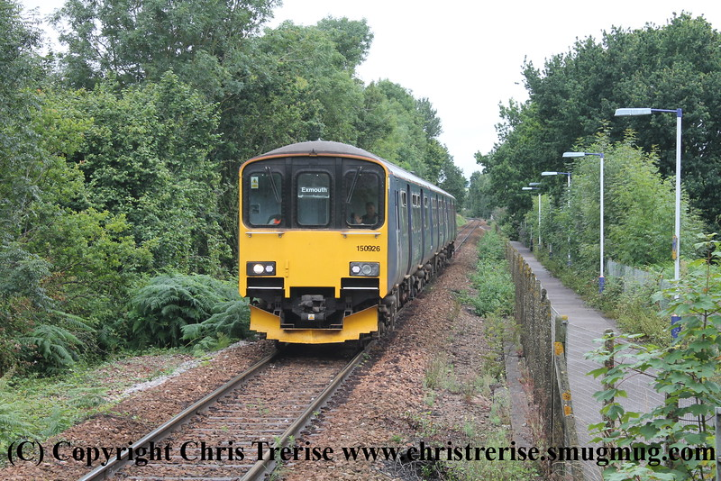 Class 150 at Digby and Sowton