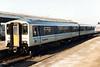 Newly built Class 150/2 at York