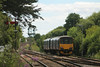 Class 150 2 Car Sprinter DMU Set number 150 120 is seen stabled at Par, waiting to form 2N06 1638 to Newquay.<br /> 13th July 2014