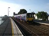 Class 150/1 2 Car Sprinter DMU Set number 150 123 arrives at Starcross with 2F13 0820 Paignton to Exmouth.<br /> 25th August 2017