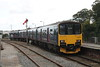 Class 150 2 Car DMY Set number 150 108 with 150 120