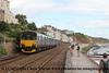 Class 150 at Dawlish