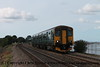 Class 150/2 2 Car Sprinter DMU Set number 150 247 passes Cockwood Harbour with 2T22 1648 Exeter Central to Paignton.<br /> 25th August 2018