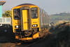 Class 150/2 2 Car DMU Set number 150 244 passes Long Rock with 2C69 0955 Bristol Temple Meads to Penzance.<br /> 27th December 2018