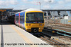 Class 165 3 Car DMU number 165 113 departs Reading with 2O38 1204 stopping service to Redhill.<br /> 12th March 2013