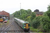 Class 172 2 Car DMU Set number 172 222 with 172 215 at the rear depart Kidderminster with 2V12 0846 Dorridge to Worcester Foregate Street.<br /> 19th May 2017
