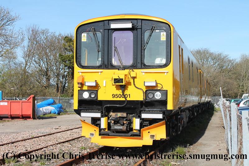 Class 950 at Truro