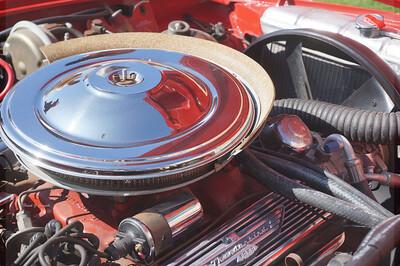 T bird engine