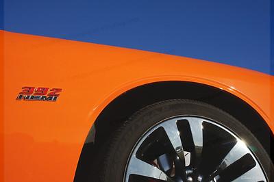 Challenger 392 hemi