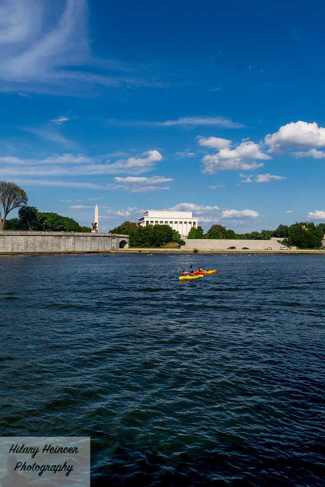 View from the Potomac