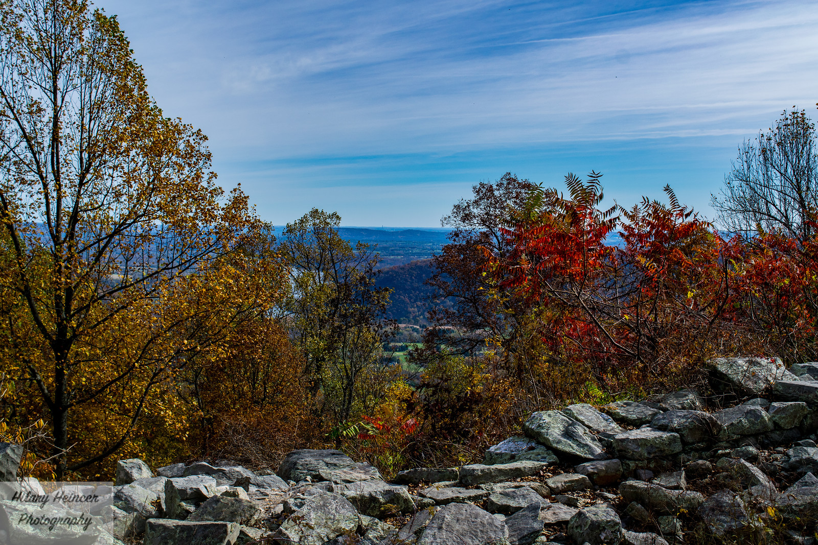 View from the Maryland Heights Trail