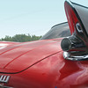 Coastal A's and Rods car show