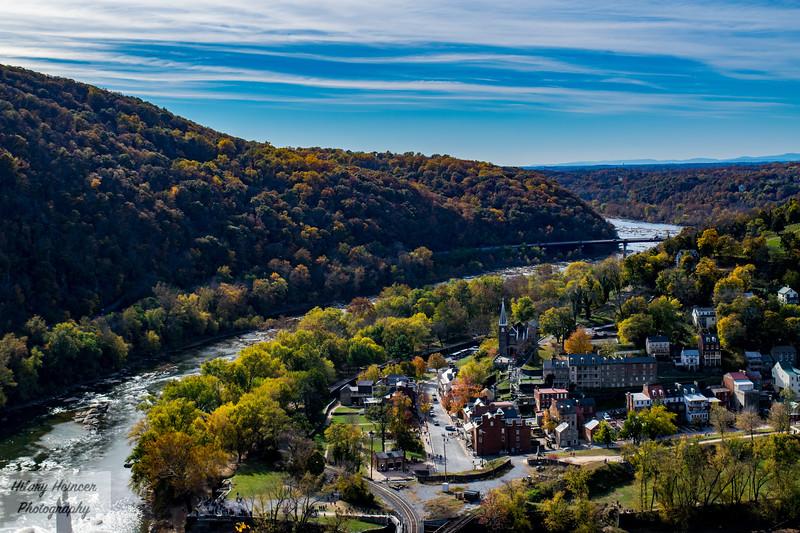 Harper's Ferry in Fall