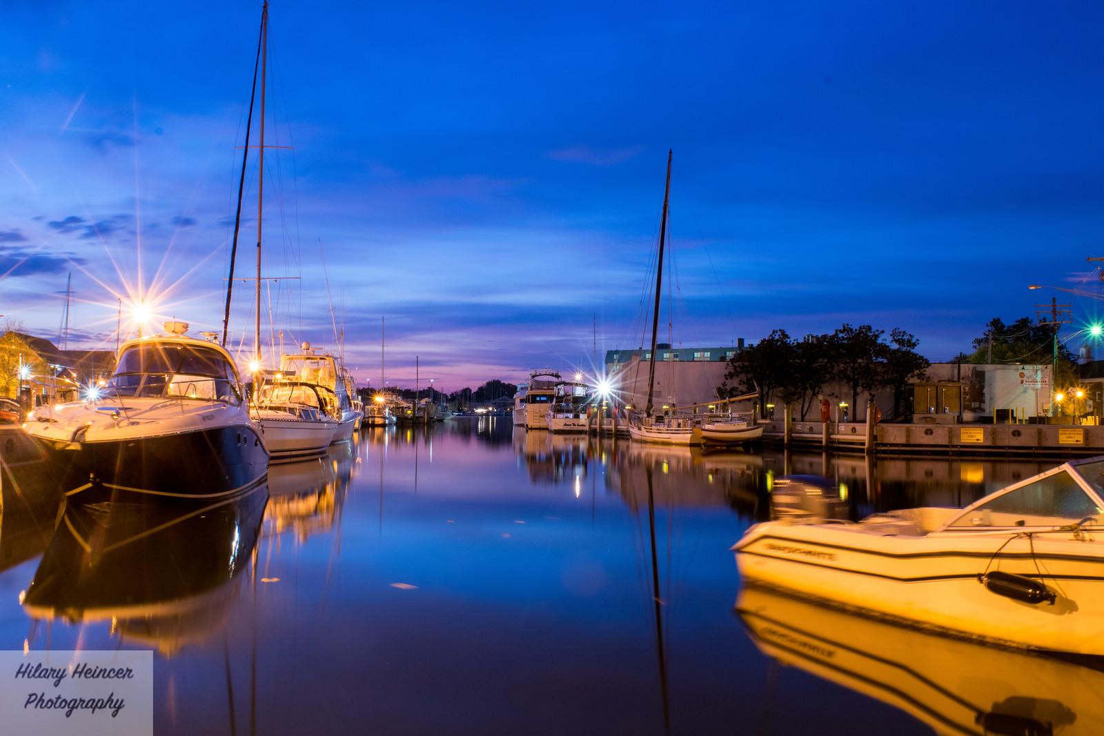 Civil Twilight in Annapolis