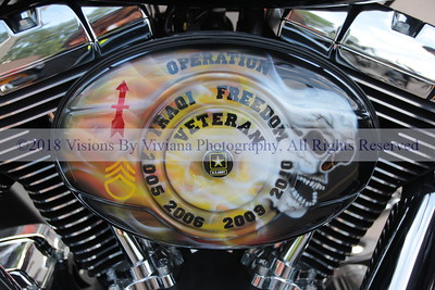DMZ M/C Janesville Chapter's Bikers' Blast For Veterans