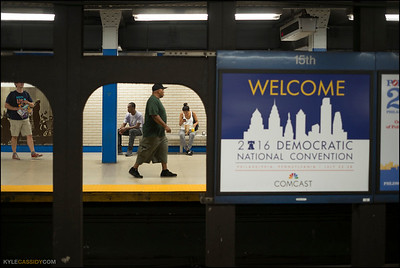 DNC in Philly 2016