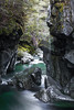 Greenstone River gorge, Greenstone & Caples Conservation Area, Otago