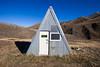 A Frame Hut, Hakatere Conservation Park