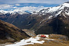 French Ridge Hut, Mount Aspiring National Park