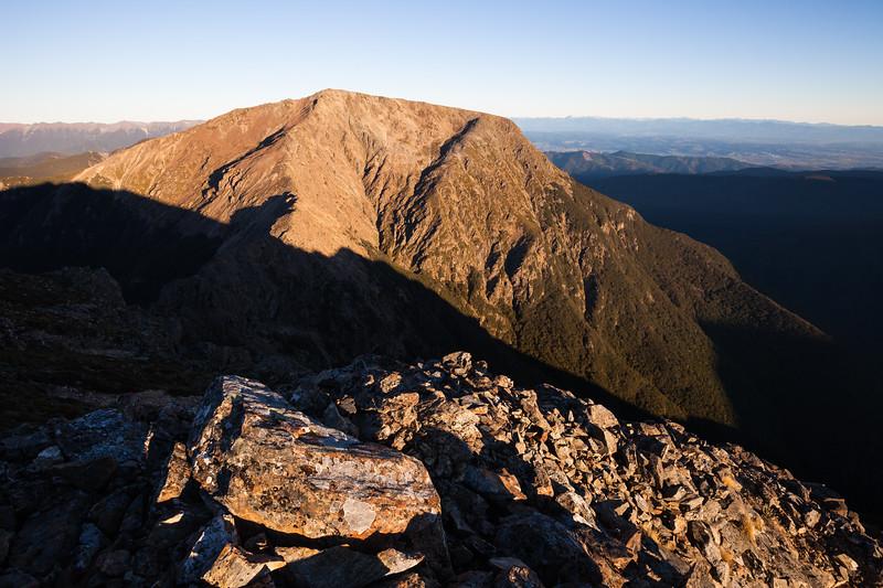 Mount Rintoul, Mount Richmond Forest Park