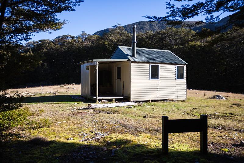 Old Man Hut, Mount Richmond Forest Park