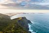 Cape Maria Van Diemen and Werahi Beach viewed from Cape Reinga