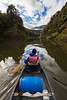 Kayaking on Wanganui River, Whanganui National Park