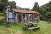 Hut, Kaiwhakauka Valley, Whanganui National Park