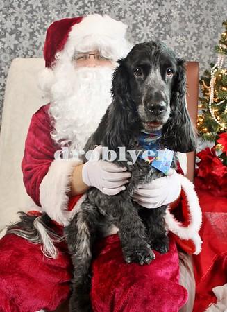 OTPR Dulles Photos with Santa