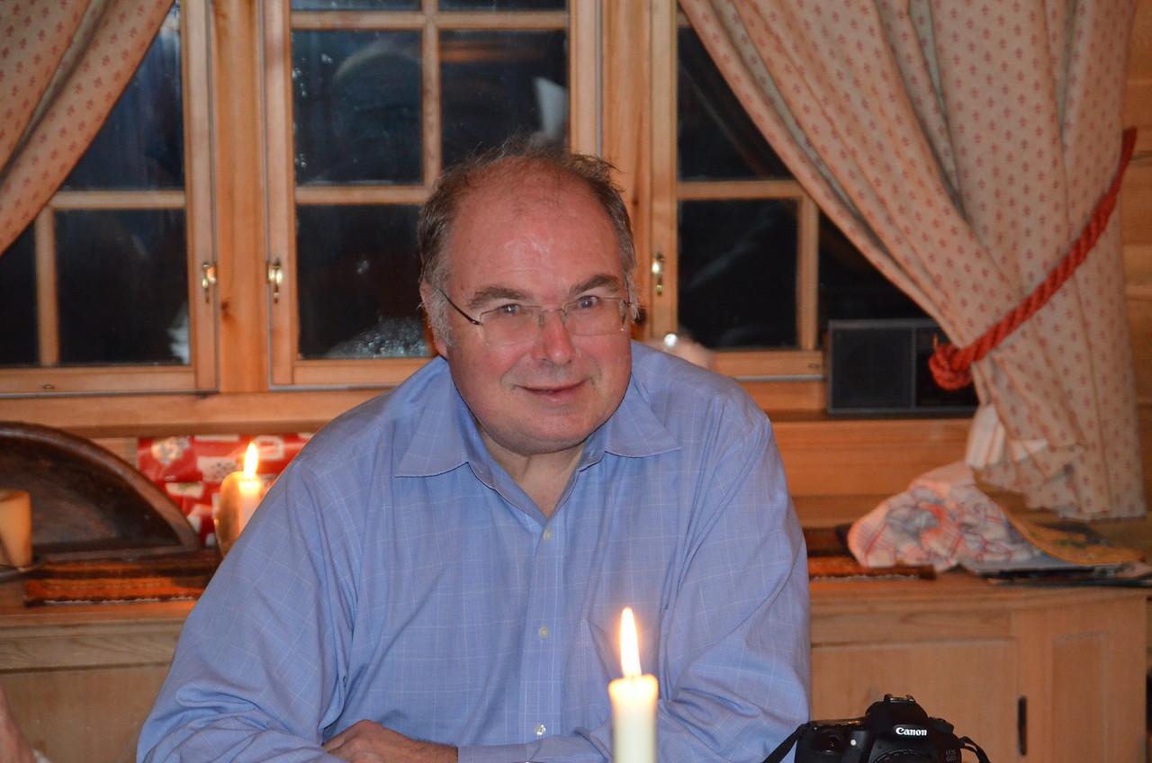 A content host, Jan Randulf.