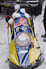 IMG_2110  Heather Hardy's sled . . . I sense a wedding theme.